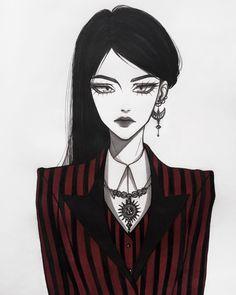 Anime Art Girl, Manga Art, Character Illustration, Illustration Art, Character Inspiration, Character Art, Art Sketches, Art Drawings, Memes Arte