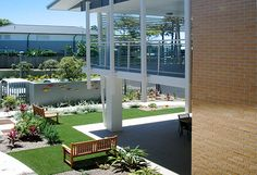 Elizabeth Jenkins Place Aged Care Centre for The Salvation Army, Collaroy Aged Care, Landscape Architects, Senior Living, Centre, Places, Outdoor Decor, Home Decor, Decoration Home, Room Decor