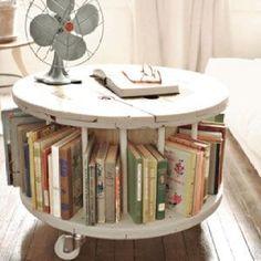Si tienes demasiados libros y poco espacio para exhibirlos 8dba2b75ad22