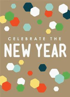 celebrate the new year card found on Zoggin.com xkj