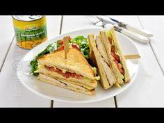 Chicken sandwich (CC Eng Sub) Chicken Sandwich, Sandwiches, Good Food, Ethnic Recipes, Lunch Ideas, Drinks, Drinking, Beverages, Drink