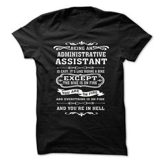 Administrative Assistants-LIMITED EDITION T-Shirts, Hoodies (21.95$ ==►► Shopping Here!)