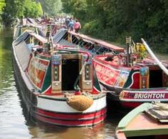 Narrow Boat Trust_Homepage
