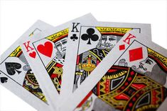 Family Card Games according to age level. Keep a deck in your purse or car!