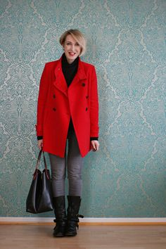 A Fashion blog for women over 40 and mature women http://www.glamupyourlifestyle.com/ Coat: Mango Pants: Zara Boots: Fiorentini Baker Bag: Purificatión Garcia