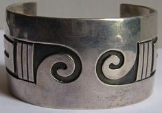 American Indian Silver Jewelry