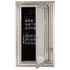 I pinned this Hooker Furniture Melange Glamour Floor Mirror from the Glitz & Glam event at Joss and Main!