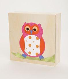 Mod Owl Craft | Fun Crafts for Kids - Parenting.com
