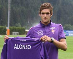 Fiorentina, ecco Marcos Alonso Mendoza.