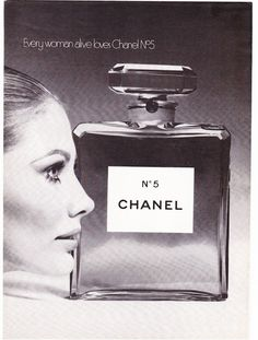Chanel No. 5 - 1969