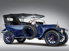 1913 Pierce-Arrow Model 48-B 5-Passenger Touring Car ▓█▓▒░▒▓█▓▒░▒▓█▓▒░▒▓█▓ Gᴀʙʏ﹣Fᴇ́ᴇʀɪᴇ ﹕ Bɪᴊᴏᴜx ᴀ̀ ᴛʜᴇ̀ᴍᴇs ☞  http://www.alittlemarket.com/boutique/gaby_feerie-132444.html ▓█▓▒░▒▓█▓▒░▒▓█▓▒░▒▓█▓