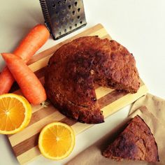 Gluten Free Carrot and Orange Spice Cake – The Nutrition Guru and The Chef