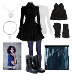 """""""Iris Potter Lets Learn Defense!!"""" by ravenclawqueen1 on Polyvore featuring Yummie by Heather Thomson, Majestic, QVC, Roberto Coin, Federica Moretti and Accessorize"""