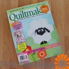 Piece N Quilt: Quiltmaker Magazine - May/June 2014 - Year of Machine Quilting
