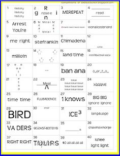 Read later Akela's Council Cub Scout Leader Training: Blue & Gold Banquet Dinner Printable Rebus Word Puzzle PreOpener for the Blue and Gold Cub Scout Banquet - Printable Party Game Brain Teaser School Fun, Middle School, High School, School Stuff, School 2017, Summer School, Sunday School, Printable Brain Teasers, Rebus Puzzles