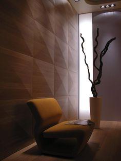 Wall cover Boiserie Diamantato, Listone Giordano, Legno, Pavimenti e rivestimenti, prodotti e-interiors