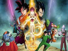 Poster de la nueva película de Dragon Ball Z: La resurrección de Freezer. Toda la información en http://videosdegoku.net