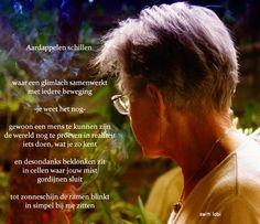 Mooi fotogedicht over de kracht van oude gewoontes. Uit de gedichtenbundel Verloren Lopen van Anja Visser: http://ow.ly/KWegY