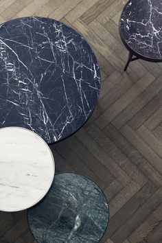 Marble tabletops - #swellbottle inspo for The Elements Collection