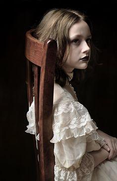 Vampire child.