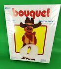 Bouquet Cowboy Cowpoke Latch Hook Kit Walhanging 12 x 26 New ❤️ Bow Legged Funny Shopkins Strawberry, Bow Legged, Latch Hook Rugs, Circus Theme, Rug Hooking, Craft Kits, Yarn Crafts, Needlepoint, Bouquet