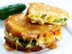 Cheese on Pinterest | Grilled Cheeses, Grilled Cheese Sandwiches and ...