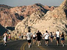 St. George Utah Marathon October 5th 2013