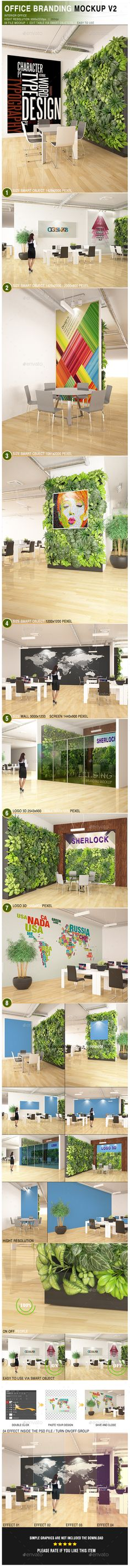 Office Branding Mockup. Download here: https://graphicriver.net/item/office-branding-mockup-v2/17650895?ref=ksioks