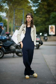 As Usual / Manon Leloup Paris Fashion Week Spring Summer 2014 After Paul & Joe  // #Fashion, #FashionBlog, #FashionBlogger, #Ootd, #OutfitOfTheDay, #StreetStyle, #Style