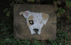 Dog-Inspired String Art Is The Perfect Craft For People Who Aren't Crafty