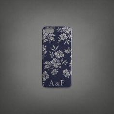 Abercrombie & Fitch iPhone case, super cute!