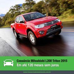 13 best notcias mitsubishi images on pinterest brazil 4 wheel a mitsubishi l200 triton traz em seu dna a verdadeira vocao off road e uma fandeluxe Images