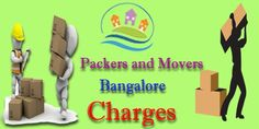 Packers and Movers in #Bangalore Charges - How the Artwork associated with Moving will be Technology By #Top5th