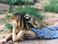 Foto's: Mowgli bestaat echt - Grenzeloos | WTF.nl