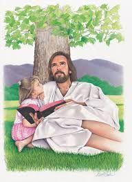 Resultado de imagem para figuras de jesus com crianças