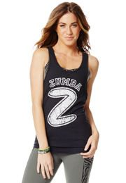 Zumba U Loose Tank | Zumba Wear Save 10% on Zumba® wear on zumba.com. Click to shop with 10% discount http://www.zumba.com/en-US/store/US/affiliate?affil=10sale