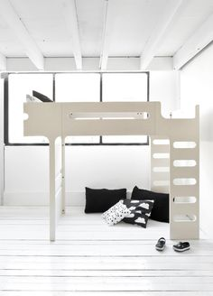 F Bunk Bed - Designer Furniture for Children's Room - Rafa-kids