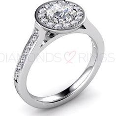 Vintage diamond ring by www.diamondsandrings.co.uk