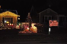christmas house - ditto