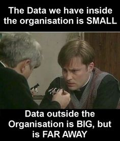 #BigData hype explained. Father Ted style by @cbridgeinfo