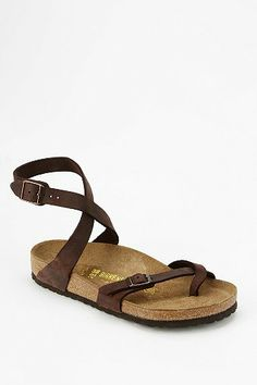 Birkenstock Yara Ankle-Wrap Sandal - Urban Outfitters