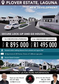 NO TRANSFER FEES. 1 AND 2 BEDROOM APARTMENTS. Welcome to Plover Estate, the estate that offers exceptional value, linked to a secure and relaxed West Coast lifestyle. Situated within walking distance from schools, Laguna Mall and just a few minutes' drive from Club Mykonos Resort and the lagoon, this secure, gated estate is now selling with construction scheduled for 2021. Mykonos Resort, Club Mykonos, Provinces Of South Africa, Coastal Homes, West Coast, Apartments, Schools, Distance, Mall