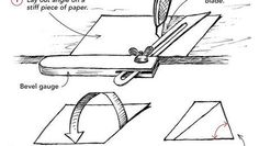 Finding out-of-square miter angles - Fine Homebuilding