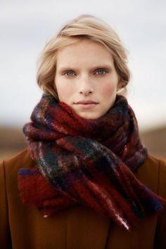 foulard echarpe nouvelle tendance