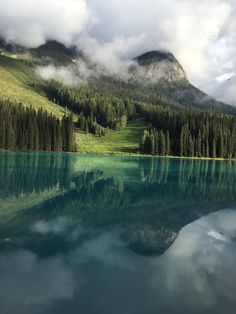 Lake Emerald - Yoho National Park Canada photographed on iPhone [OC] landscape Nature Photos Landscape Photos, Landscape Photography, Nature Photography, Cool Landscapes, Beautiful Landscapes, Wonderful Places, Beautiful Places, Places To Travel, Places To Visit