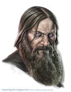 Rasputin by MiguelRegodon on DeviantArt