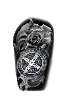 Tribal Tattoos, Cool Tattoos, Tatoos, Full Arm Tattoos, Sleeve Tattoos, Tattoo Design Drawings, Tattoo Designs, Religion Tattoos, Tattoo Themes
