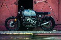"""caferacerpasion: """" BMW Street Tracker by Svako Motorcycles 