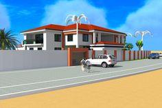 Project de construction d'une villa a Douala -Architecture et Design -Cameroun…