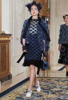 Le défilé des Métiers d'Art de Chanel au Ritz